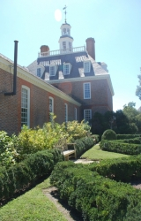 North Carolina Council of Chapters Biennial State Convention Colonial Williamsburg Revolutionary City Sights