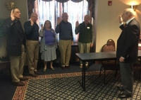 Installation of new NCCOC Council Officers November 18, 2017