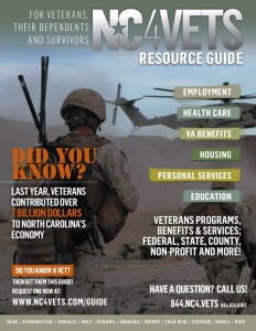 NC4Vets Resource Guide